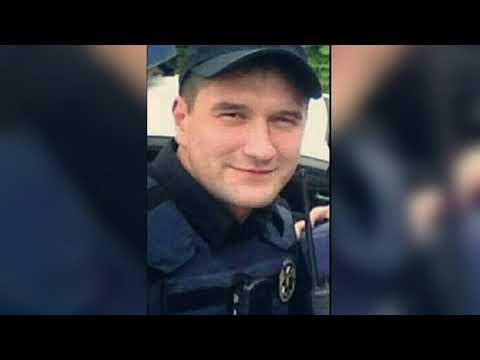 Розстріл поліцейських у