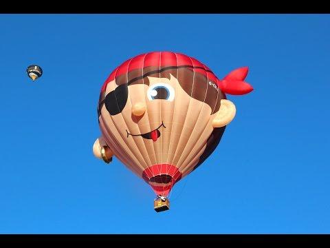 AVS Balloonmeeting Stad Eeklo Belgium 2016