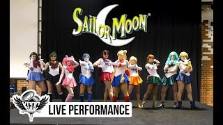 SAILOR MOON | Power Up | Puzzle Moon | Kpop+Cosplay Dance Performance | Evolve 2019 [KCDC] thumbnail