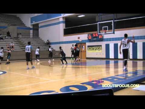 Team1 #177 De'Onte Menefee 6'85 190 Eisenhower Senior High School 2013 OK