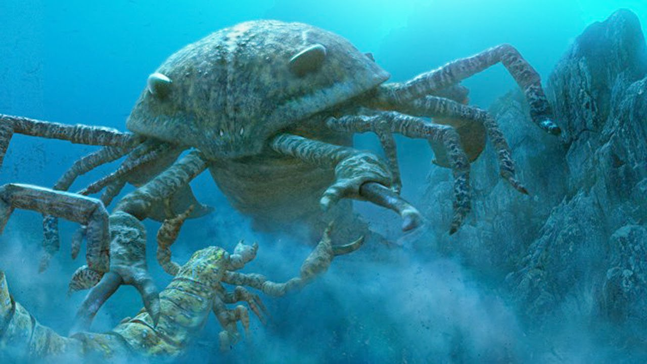 10 Terrifying Prehistoric Sea Monsters - Listverse |Scariest Prehistoric Sea Creatures