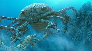 15 Terrifying Prehistoric Creatures That Actually Existed thumbnail