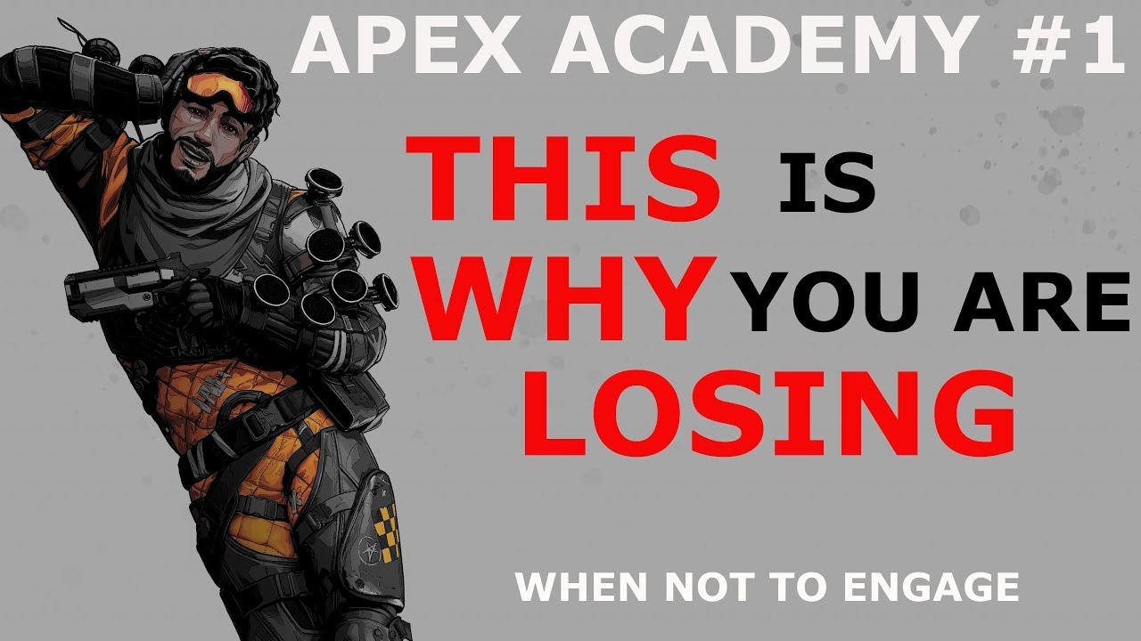 Download Apex Legends   Apex Academy #1: When to not engage (Win More Games)
