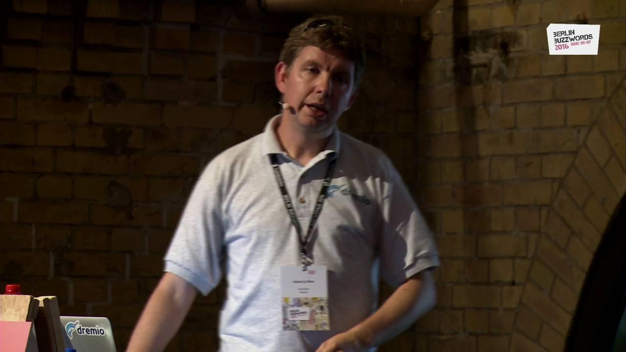 #bbuzz 2016: Julien Le Dem - Efficient Data formats for Analytics with  Parquet and Arrow