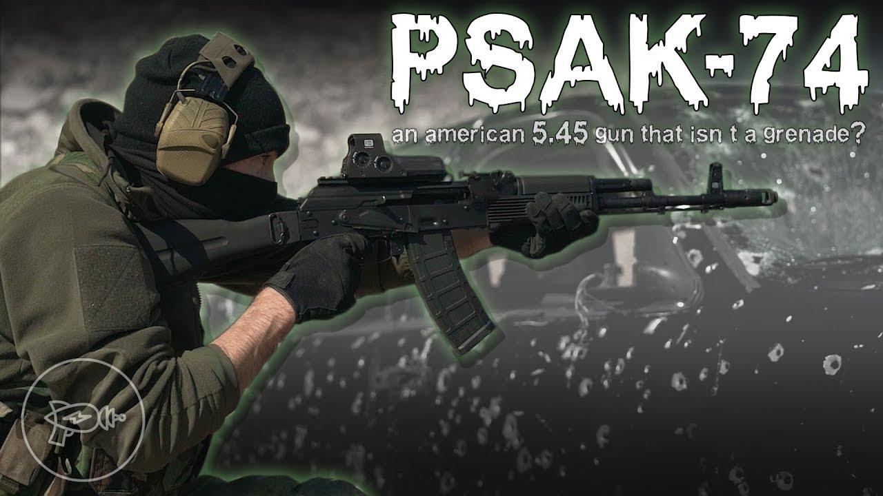 The First Good American 5.45 AK? 😮 PSAK-74! [Review]
