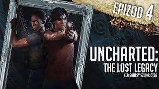 Uncharted: Zaginione Dziedzictwo - #04 - Rubin Królowej