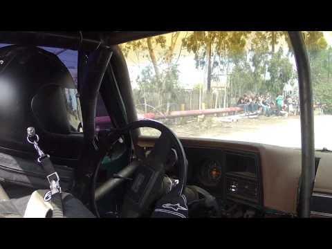 ERIC LINDEN PIPE RAMP CAR STUNT  INSIDE GOPRO