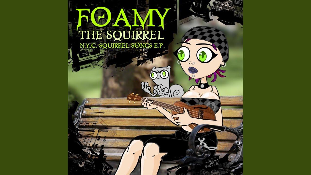 New York City Sucks Now - Foamy The Squirrel | Shazam