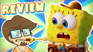 Quick Vid: The SpongeBob Movie - Sponge on the Run (Review)