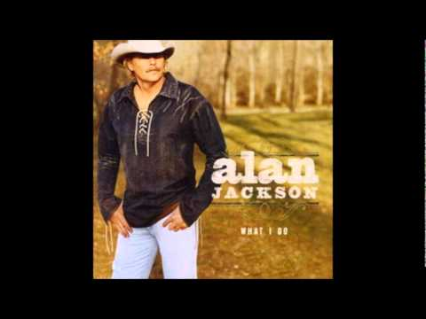 There Goes Paroles – ALAN JACKSON [+ Video Lyric] – GreatSong
