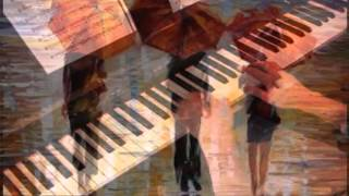 Just Walking In the Rain – Piano