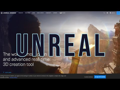 Unreal Engine 4 - Video Corso IN ITALIANO