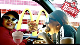 mcdonalds vs wendys 3 reasons wendy's is eating mcdonald's than wendy's, all else being equal mcdonald's yearly one-time also ran is nipping at mcdonalds.