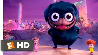 hotel transylvania 3 2018 dj battle scene 1010 movieclips