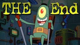 SpongeBob SquarePants: Planktons Robotic Revenge - THE END