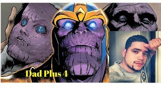 The TRUE Name of Thanos Revealed By Marvel Comics