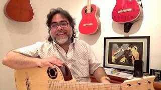 What is the easiest way to learn theory ?/Q&A 5 Spanish flamenco guitar/ Ruben Diaz Skype lessons