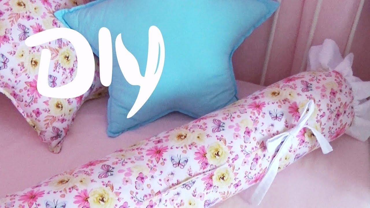 Как сшить подушку валик мастер фото 451