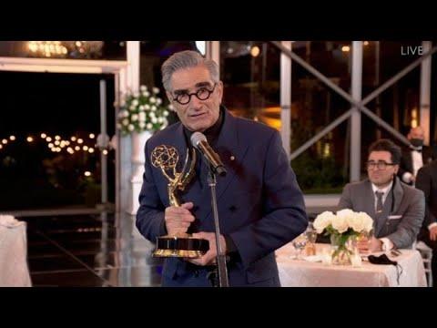 Emmys 2020: 'Succession' wins best drama, 'Schitt's Creek' sweeps ...