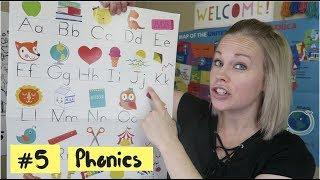 ESL Teaching Strategy #5: Phonics