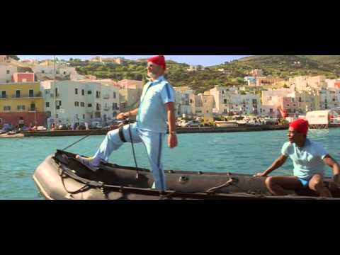 Land ho! Port-au-Patois [Ponza Island] - The Life Aquatic with Steve Zissou