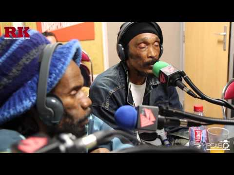 Israel Vibration - Acoustic Live feat. Kubix @ Bam Salute Radio Show - Paris/France