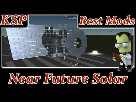 Kerbal Space Program - Best Mods: Near Future Solar [Deutsch]
