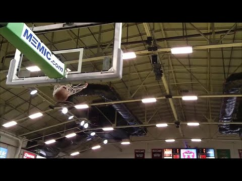 Maine Red Claws with 20 3 pointers  vs. Canton Charge