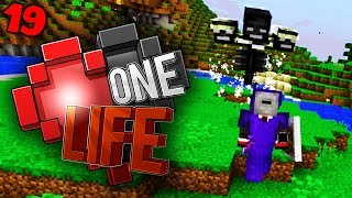 STUPIDEST THING I'VE EVER DONE. - Minecraft One Life SMP EP19