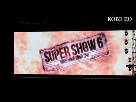 Super Junior 슈퍼주니어 Opening VCR SS6 In Macau 010315