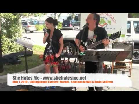 She Hates Me - www.shehatesme.net - Collingswood, New Jersey