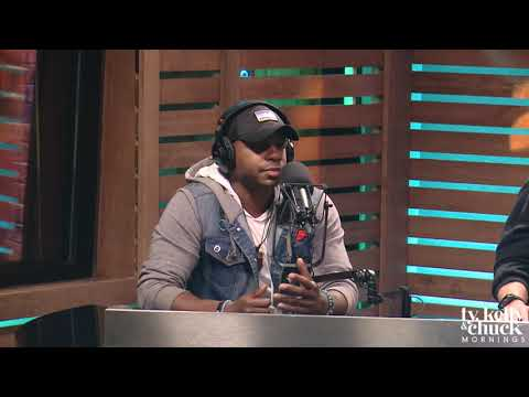 Jimmie Allen Tells Us The Advice Charley Pride Gave Him At The Opry - Ty, Kelly & Chuck