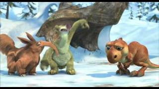 Ice Age- Dawn Of The Dinosaurs (HD - Best Quality)