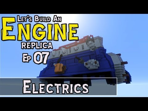How To Build An Engine :: E7 :: Electrics :: Z One N Only