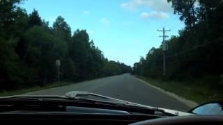 8-17-14   1964 Corvette Exercising restraint on public highway