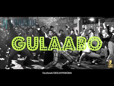 Gulaabo   Shaandar   DJ PAROMA BOOTLEG   Alia Bhatt   Shahid Kapoor