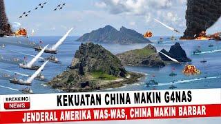 Download BERITA TERKINI ~ KEKUATAN CHINA MAKIN GANAS, JENDERAL AMERIKA WAS-WAS ~ BERITA MILITER TERBARU 2021