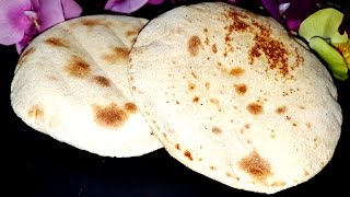 How To Make Tandoori Roti In Toaster  Tandoori Roti Recipe On Tawa At Home  Tawa Tandoori Toti