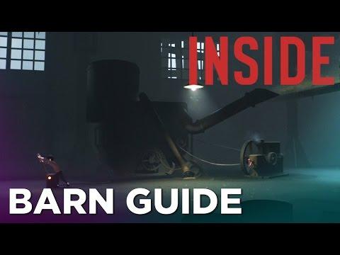 INSIDE Puzzle Guide: The Barnyard Machine (Area 8) Walkthrough