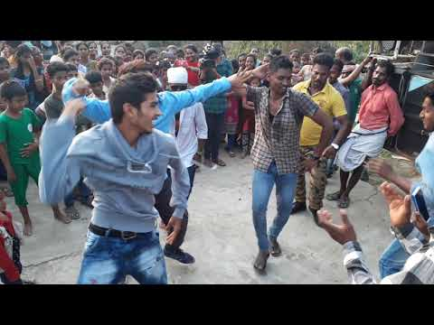 Jil Jil jigelu rani rangastalam Village  dance by Prasanth Dancer 7997520131