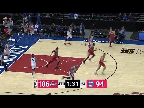 RJ Hunter (23 points) Highlights vs. Long Island Nets