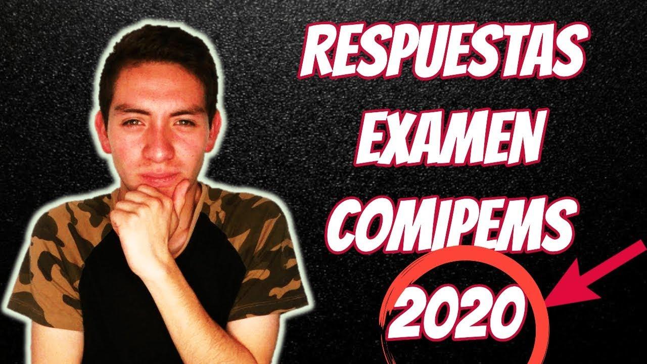 Guia Examen Comipems 2020 Curso Comipems Matematicas Guia Contestada Gratis En Los Comentarios Youtube