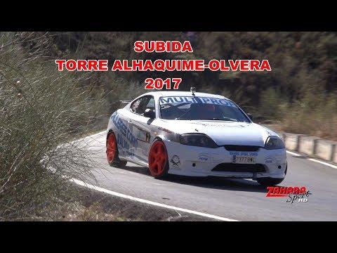 SUBIDA TORRE ALHAQUIME - OLVERA 2017 50p