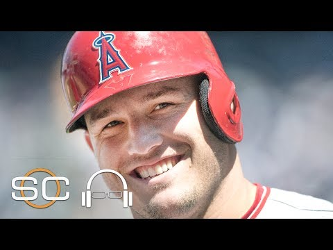 Mike Trout's Key To Success | SC with SVP | May 25, 2017