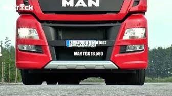 MAN TGX 18 560 2