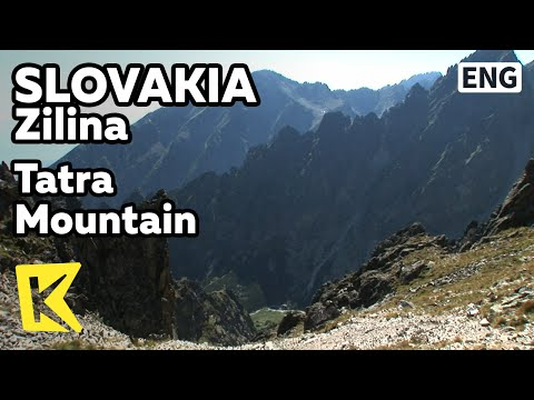 【K】Slovakia Travel-Zilina[슬로바키아 여행-질리나]타트라 산맥 등반/Tatra Mountain/Climbing/Goat/Chamois/Cable car