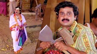 ചേച്ചീ ദേ  ഗാനഗന്ധർവൻ ഇരുന്നു ആശാരിപ്പണി ചെയ്യുന്നു | Dileep , Manju Warrier Comedy Scene - Sallapam