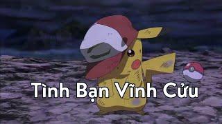 Tình Bạn Vĩnh Cửu | Cindy V | Pokémon - Ash & Pikachu【AMV】