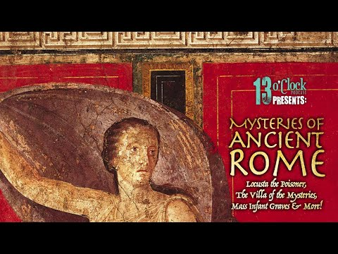 Episode 179 - Mysteries of Ancient Rome