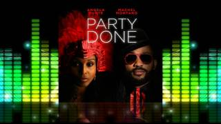 Angela Hunte & Machel Montano - Party Done  @socaisyours @AngelaHunte @machelmontano
